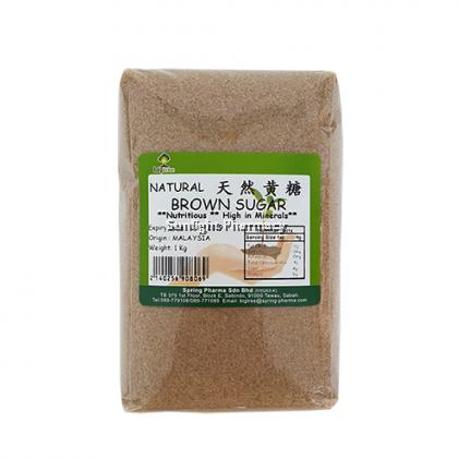 Bigtree Natural Brown Sugar 1Kg