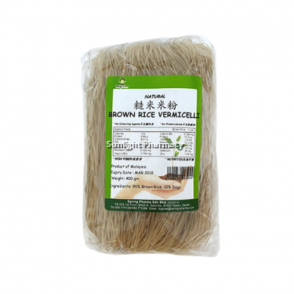 Bigtree Natural Brown Rice Vermicelli 400G
