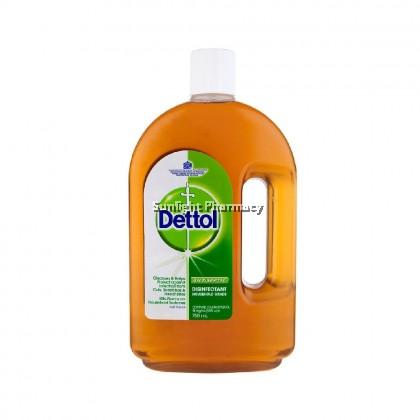 Dettol Antiseptic Germicide 750ML