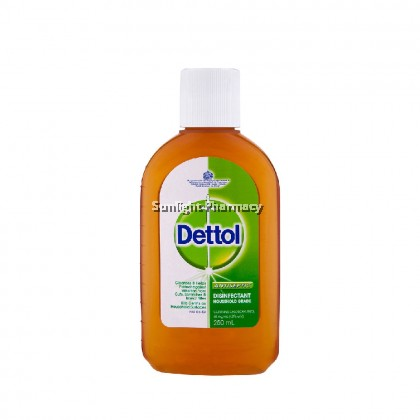 Dettol Antiseptic Germicide 250ML