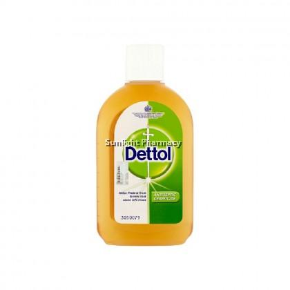 Dettol Antiseptic Germicide 125ML
