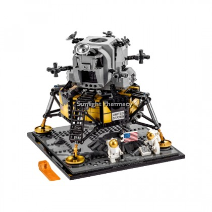 Lego Creator Nasa Apollo 11 Lunar Lander 16+Yrs #10266