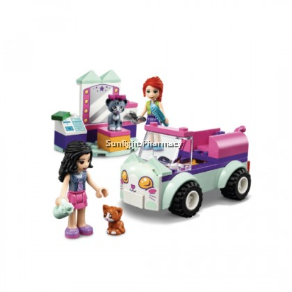 Lego Friends Cat Grooming Car 4+Yrs #41439