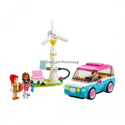 Lego Friends Olivia'S Electric Car 6+Yrs #41443