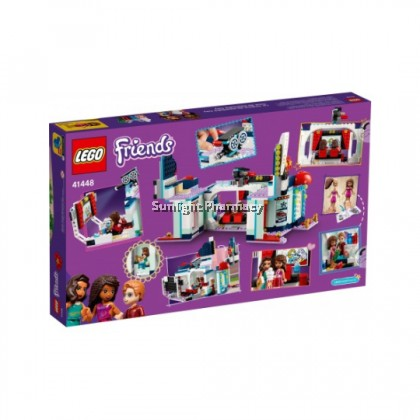 Lego Friends Heartlake City Movie Theater 7+Yrs #41448