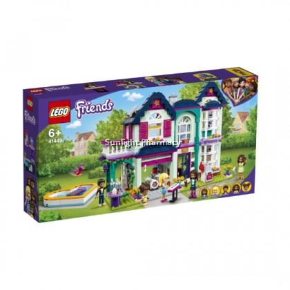Lego Friends Andrea'S Family House 6+Yrs #41449