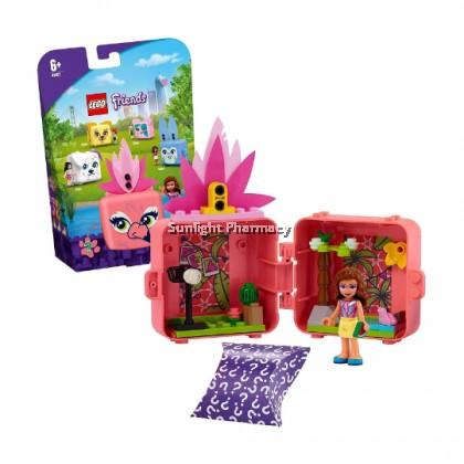 Lego Friends Olivia'S Flamingo Cube 6+Yrs #41662