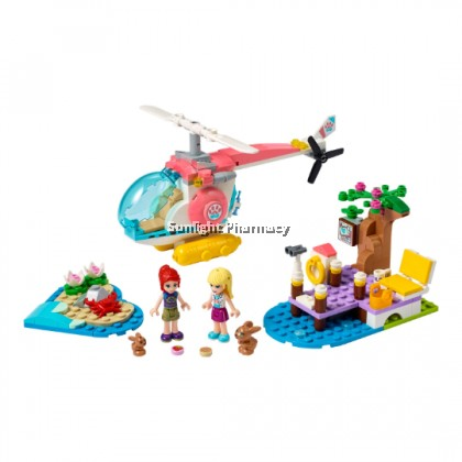 Lego Friends Vet Clinic Rescue Helicopter 6+Yrs #41692