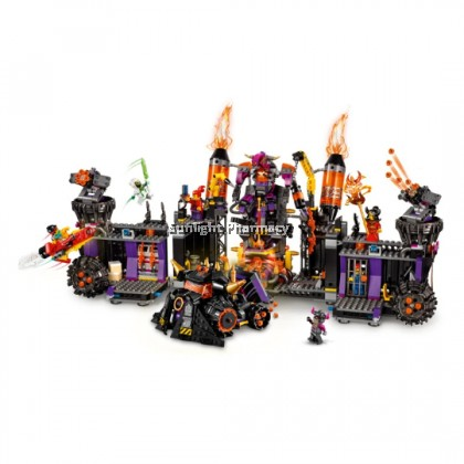 Lego Monkie Kid The Flaming Foundry #80016