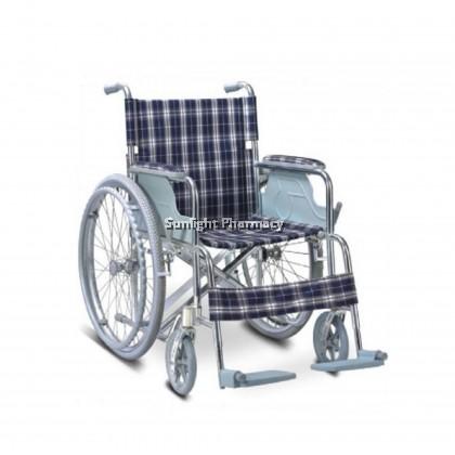 Ezylife Aluminium Light Weight Wheelchair FS864LJ