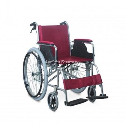 Ezylife Aluminium Wheelchair FS869LJ