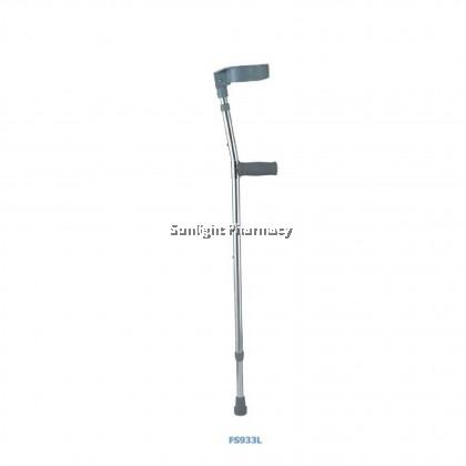 Ezylife Forearm Crutches FS933L 2'S - One Pair