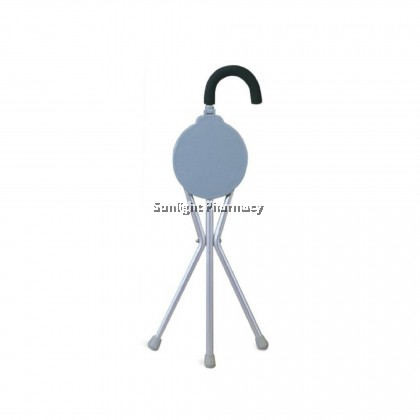 Ezylife Walking Aid With Seat FS943L (Round Seat)